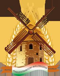 A kunszentmártoni malomüzem logója